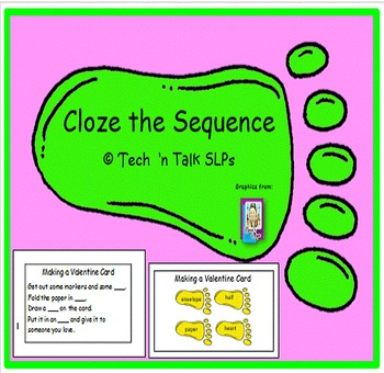Cloze the Sequence