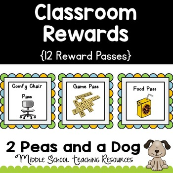 Classroom Rewards