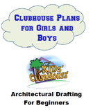 Clubhouse, Beginning Architectural Drafting:Distance Learning