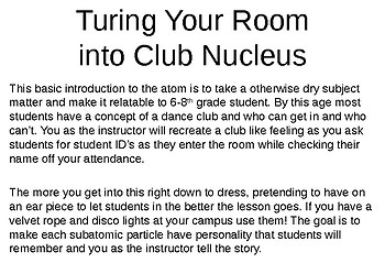Club Nucleus