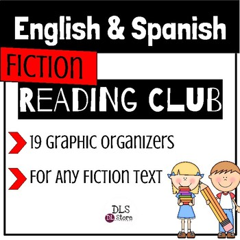 Book Club for any English or Spanish Fiction Book