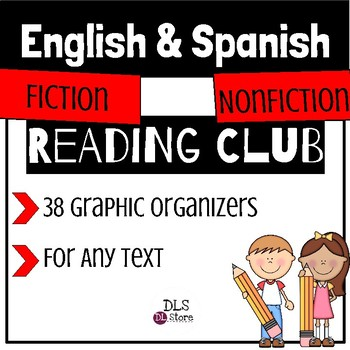 Book Club - Fiction and Nonfiction - English and Spanish