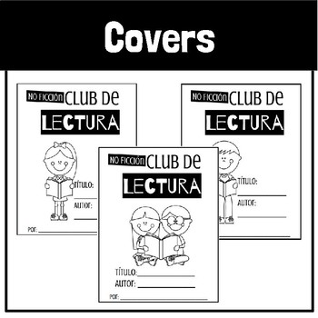 Book Club for any English or Spanish Nonfiction Book