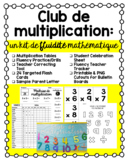 Club de Multiplication-Multiplication and Division Mastery