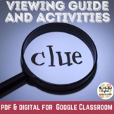 Clue (1985) Movie Viewing Guide - Distance Learning & Prin