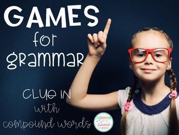 Games for Grammar - Clue In with Compound Words