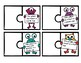 Clue Puzzles: Ice Cream Monsters