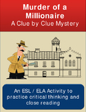 Critical Thinking Mystery Activity: Murder of a Millionaire