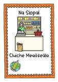 Cluiche Meaitseála: Na Siopaí
