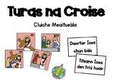 Cluiche Meaitseála: Turas na Croise
