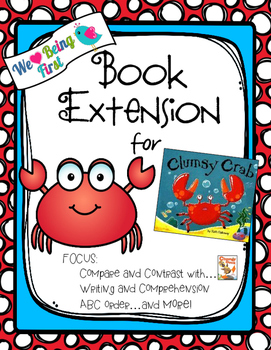 Clumsy Crab - Book Extension 1-2