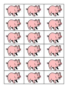Cluster Blend Pig Game