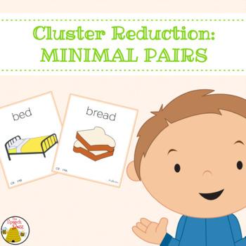 Cluster Reduction:  Minimal Pairs