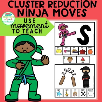 cluster reduction ninja moves by adventures in speech pathology