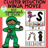 Cluster Reduction Minimal Pairs Ninja Moves