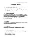 Reglas de acentuación en Español - Excelente para estudian