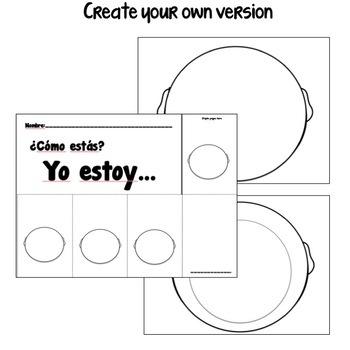 Teaching Feelings in Spanish
