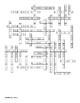 Cnidarians Vocabulary Crossword for Invertebrate Biology