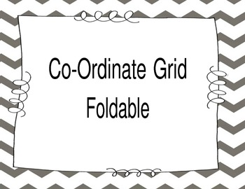 Co-ordinate Grid Notes