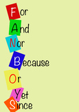 Co-ordinating Conjunctions