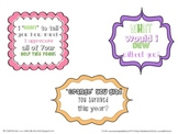 Co-worker gift tags {freebie}