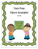 CoGAT / Gifted test prep  ~  Figure Analogies