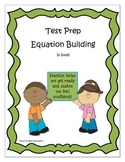 CoGat test prep / Gifted Test Prep ~ Equation Building