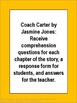 Coach Carter Book Unit