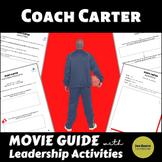 Coach Carter Lesson Plan