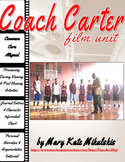 """Coach Carter"" Film Unit: Narrative Essay, Argumentative E"