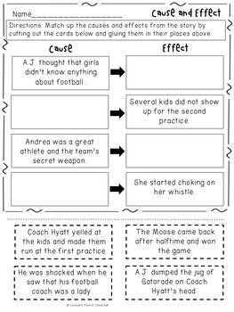 Coach Hyatt is a Riot! Novel Study and Activities