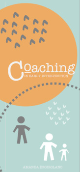Coaching Handout for Early Intervention - SLP/OT/PT