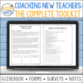 Coaching New Teachers - The Instructional Coaching Toolkit
