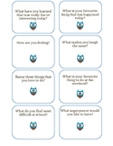 Coaching Question Cards for Children