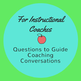 Coaching Questions for Teacher Meetings