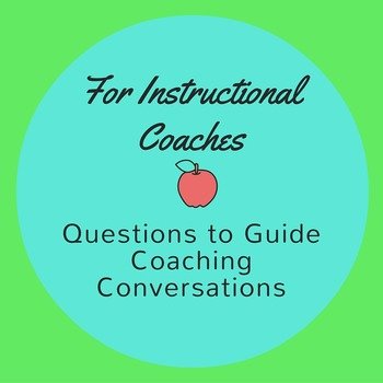 Coaching Questions for Teacher Meetings