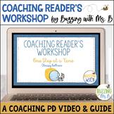 Coaching Reader's Workshop Instructional Coaching Professi