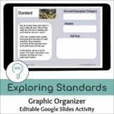 Exploring Standards   Google Slides Activity