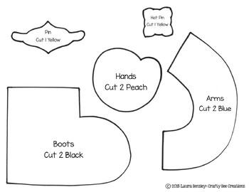 Coast Guard Cut and Paste