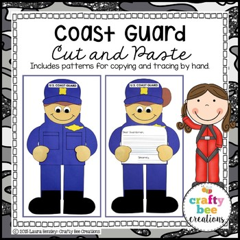 Coast Guard Cut and Paste