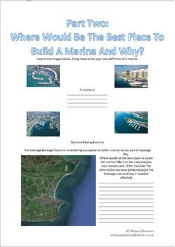 Coastal Assessment - Dorset, Its landofrdms, Uses And Conflicts