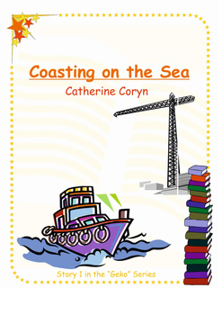 Coasting on the Sea - Story for Emergent Readers - Develop