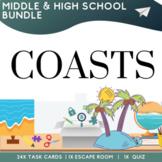 Coasts  - Geography