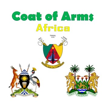 Coat of Arms - Africa (ebook)