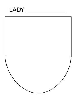 Coat of Arms creation template