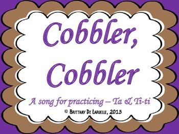 Cobbler, Cobbler - A Song for Ta & Ti-ti