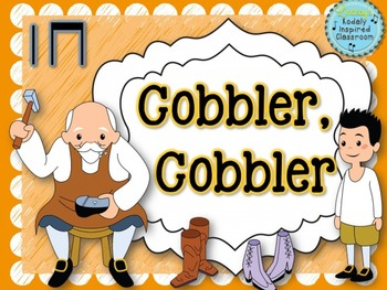 Cobbler, Cobbler {A Song to Teach Ta and Titi}