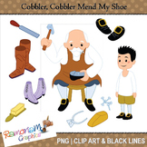 Cobbler, cobbler clip art