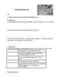 Cocainenomics drug trade webquest in Spanish and English