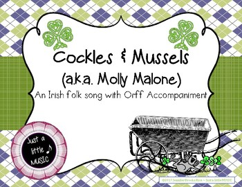 Cockles & Mussels - An Irish Folk Song w/ Orff & Movement Activities